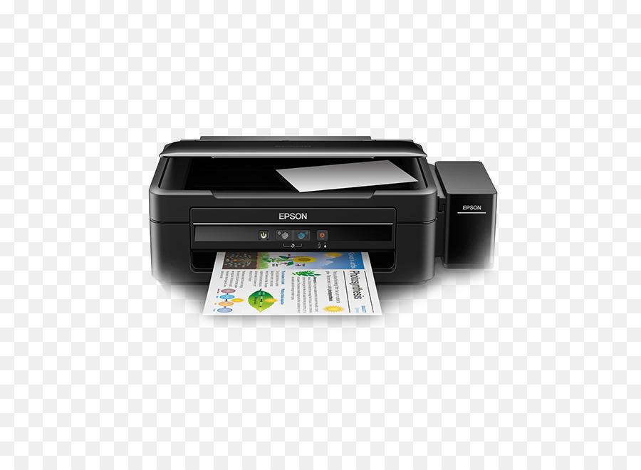 download scan printer epson l380