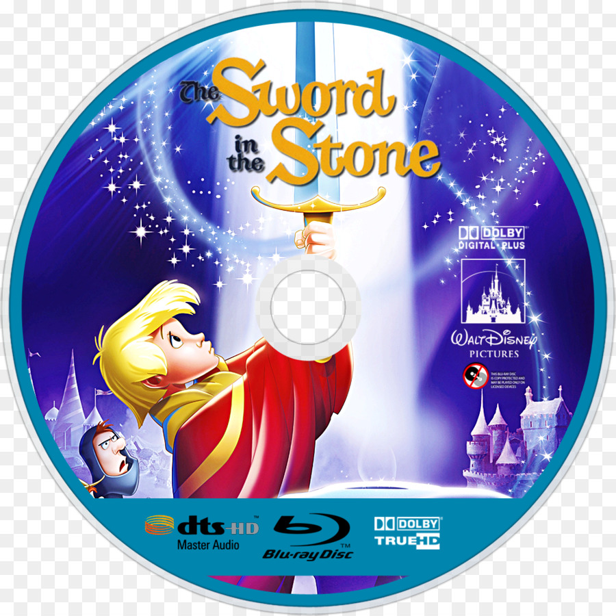 dvd blu ray disc the walt disney company compact disc sword sword in the stone - A Walt Disney Christmas Dvd