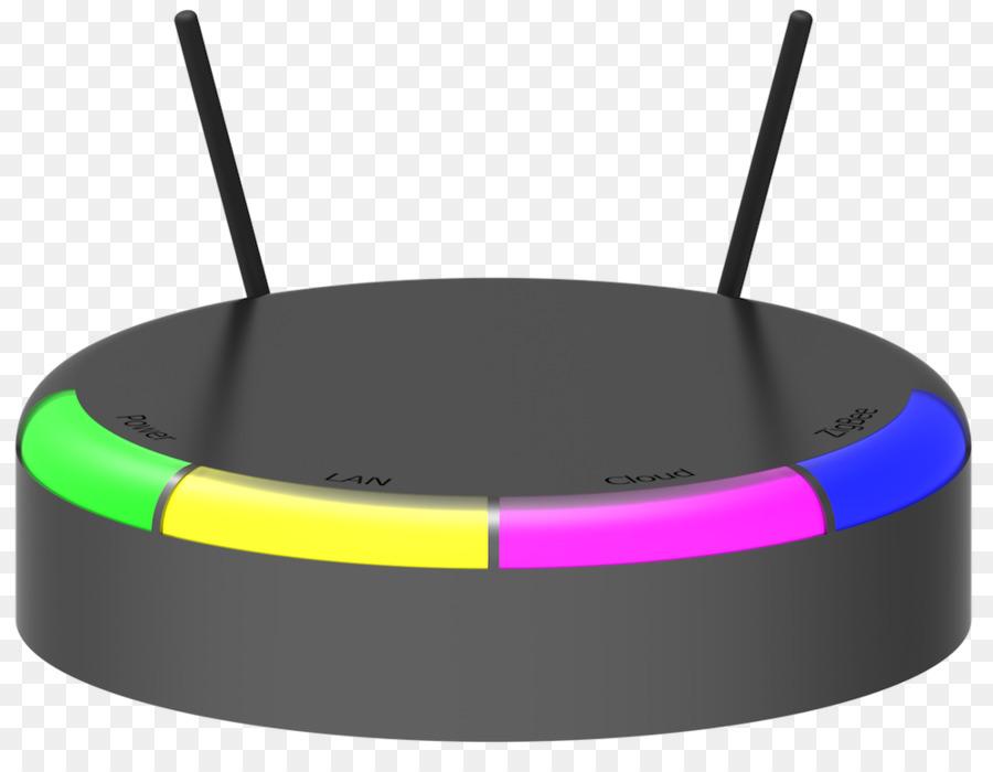 Router senza fili di illuminazione intelligente e scalabilità