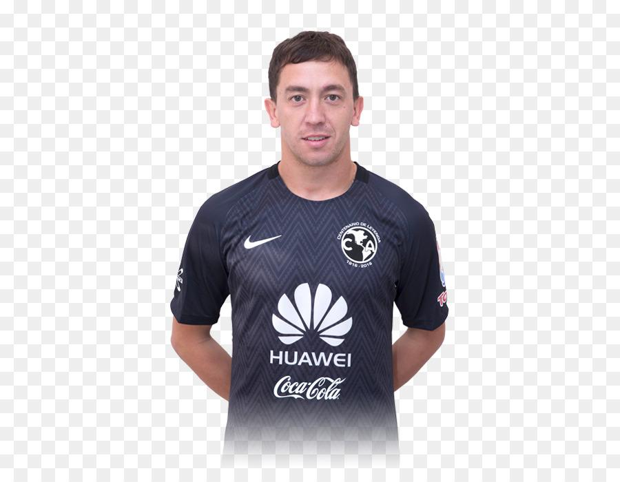 6c0207ad5 Agustín Marchesín T-shirt Club América Jersey Sleeve - Argentina ...