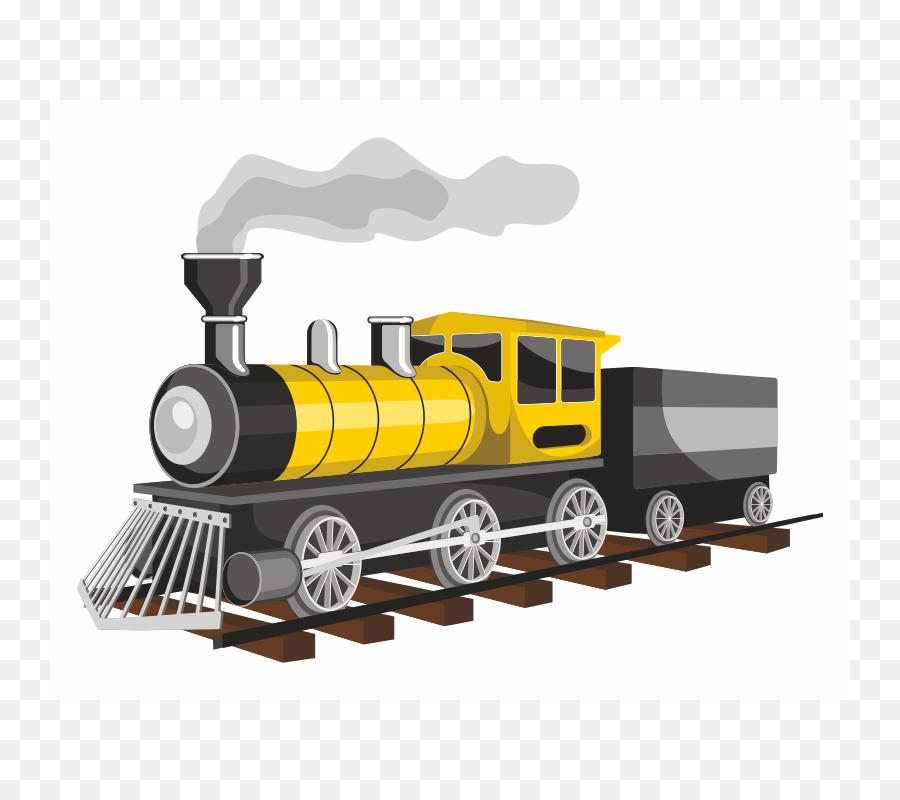 Tren Boyama Kitabı Vagon Binek Otomobili Yüksek Puanlar Tren Png