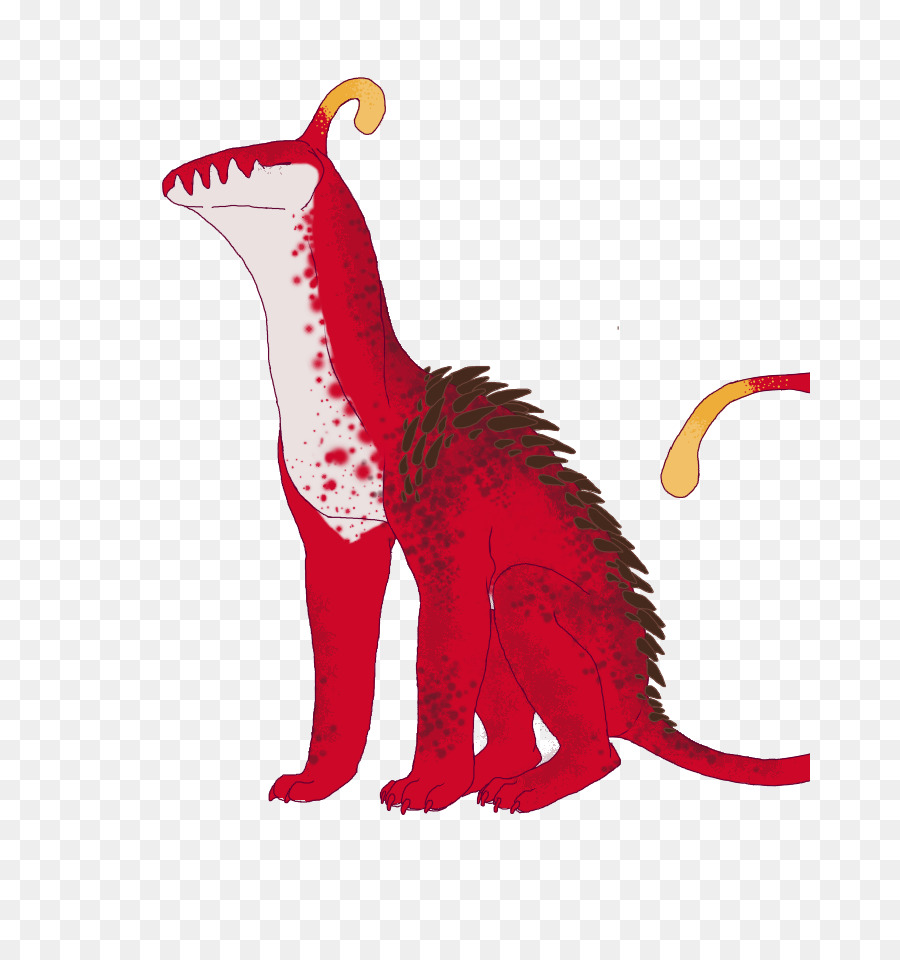 Cat Tail Dinosaur Clip Art