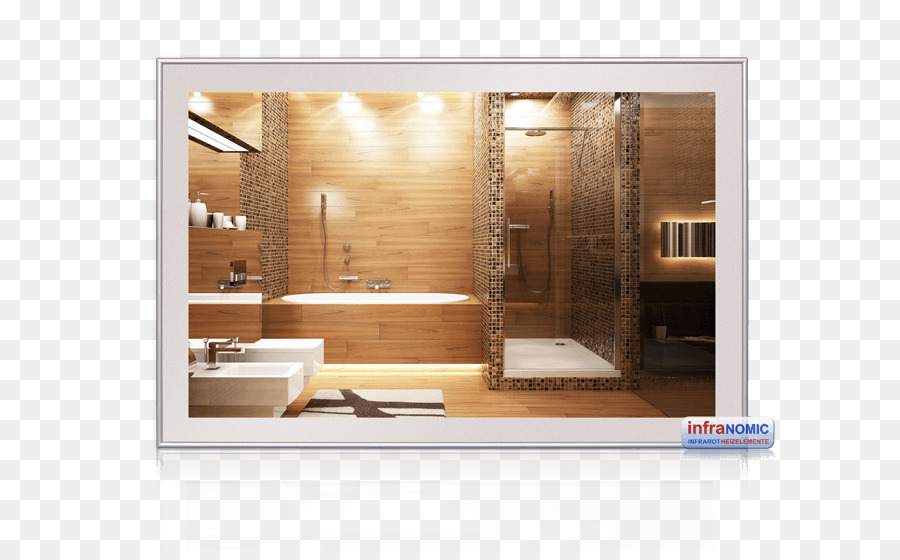 Light Bathroom LED lamp Furniture Shower - light png download - 800 ...