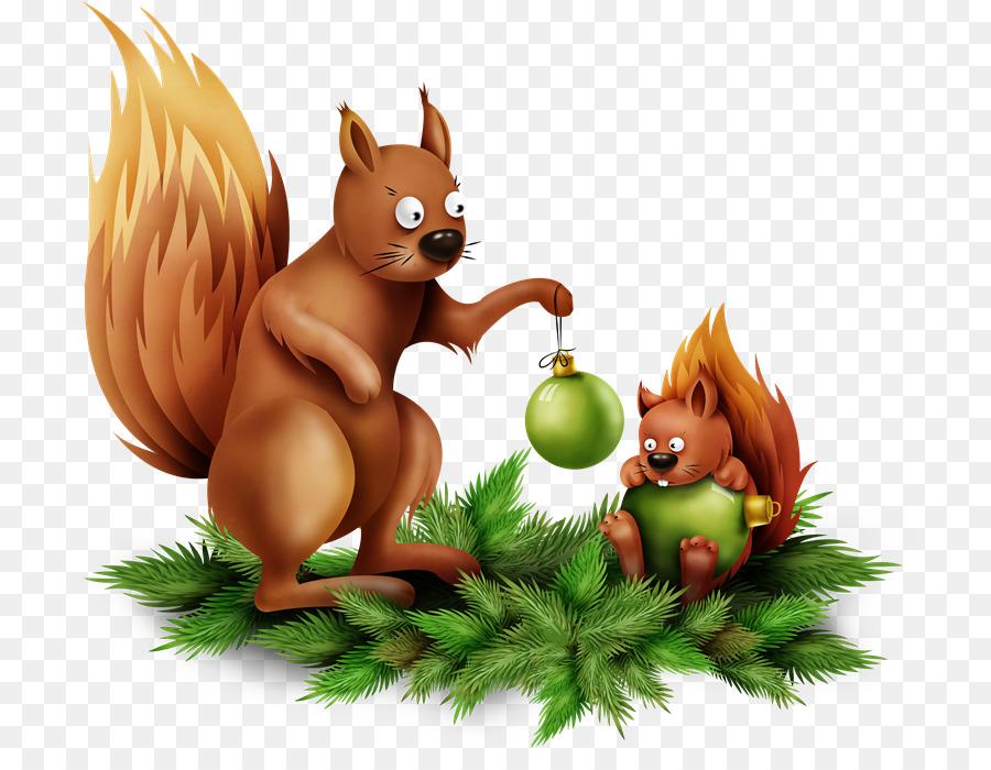 Chipmunk Red squirrel Cartoon - squirrel png download - 800*700 ...