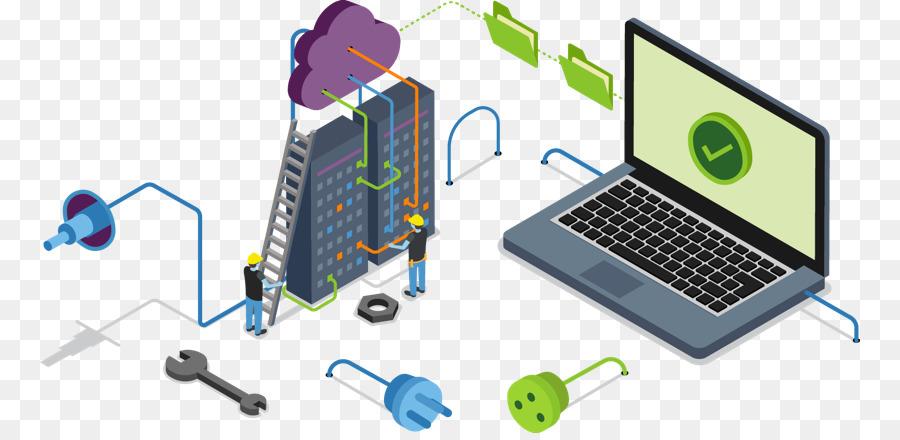 Computer Netzwerk Wlan Wlan Kommunikations Elektrische Kabel