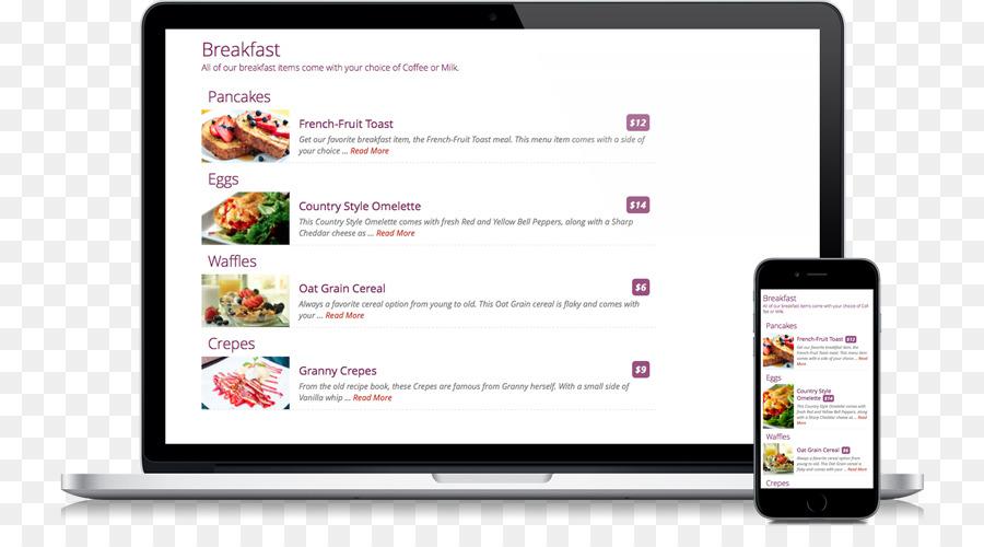 organization business blog information restaurant menu advertising