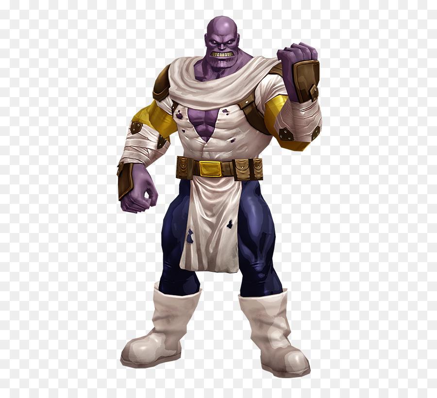 Thanos Personaje De Los Cómics De Marvel De La Piel - Héroe Del ...