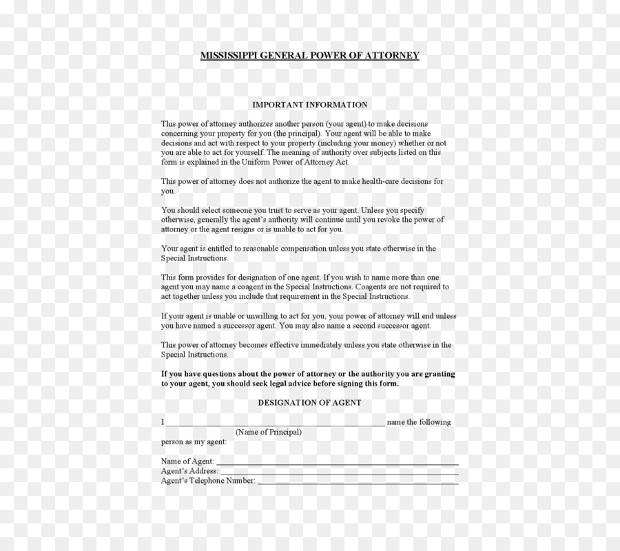 Massachusetts Power Of Attorney Document Form Law Lawyer Png - Legal will document download