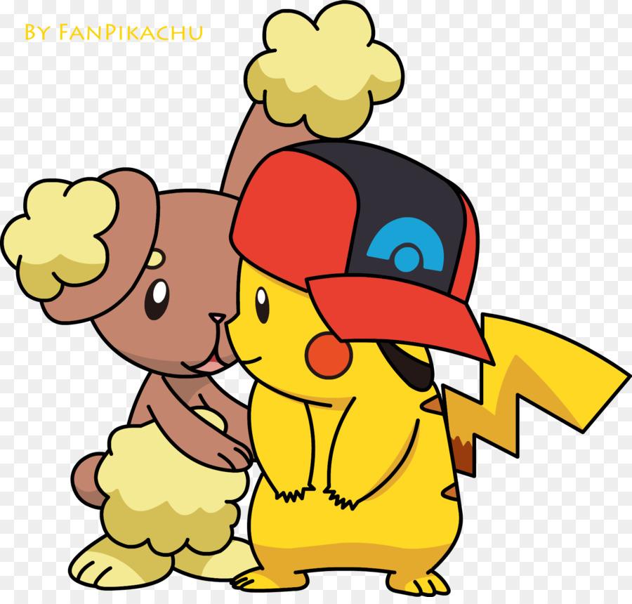 Pokemon Pikachu Buneary Pokemon X Und Y Pikachu Png Herunterladen