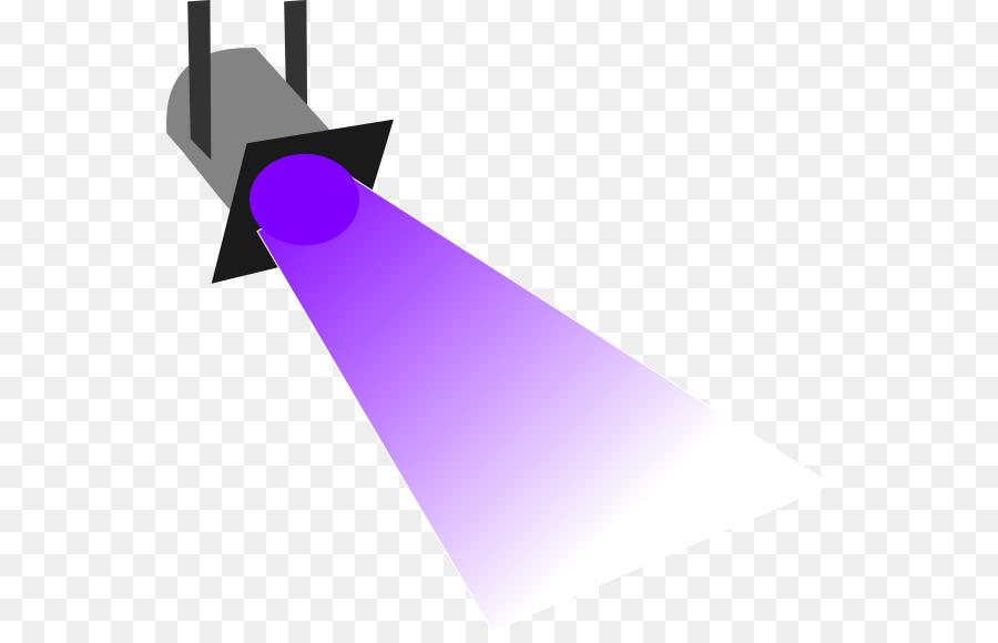 Spotlight Stage Lighting Clip Art