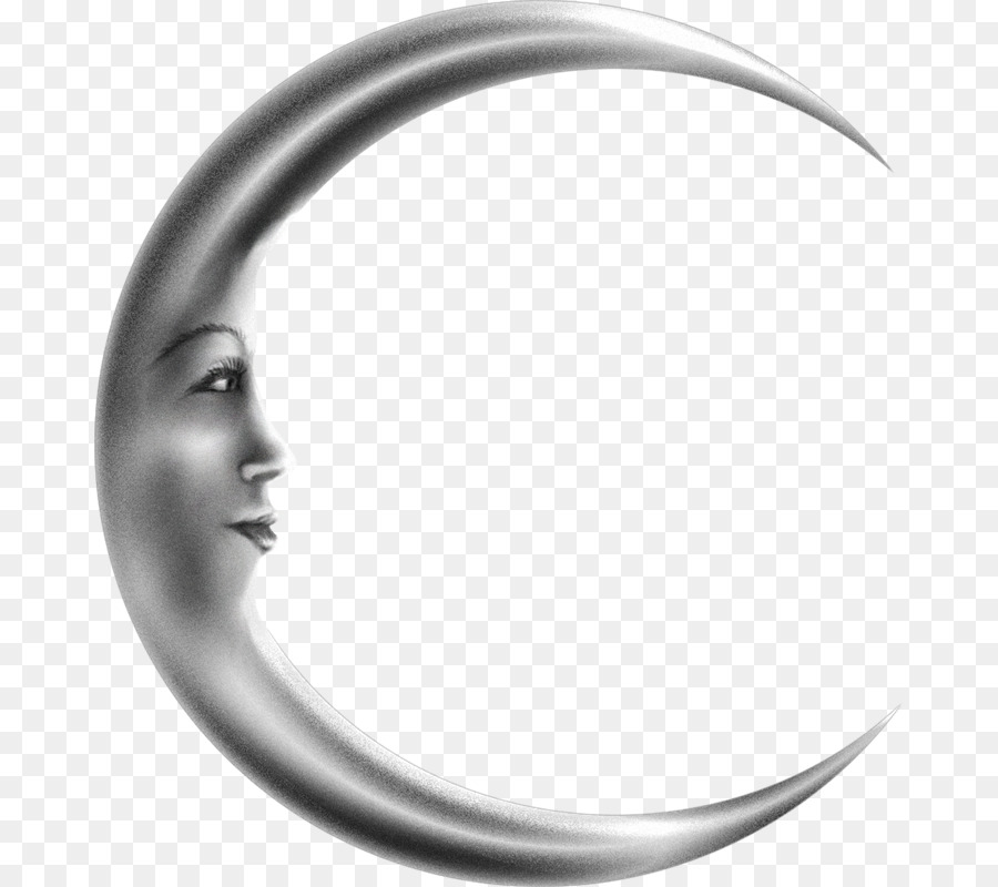 Moon Lunar Phase Clip Art Moon Png Download 730800