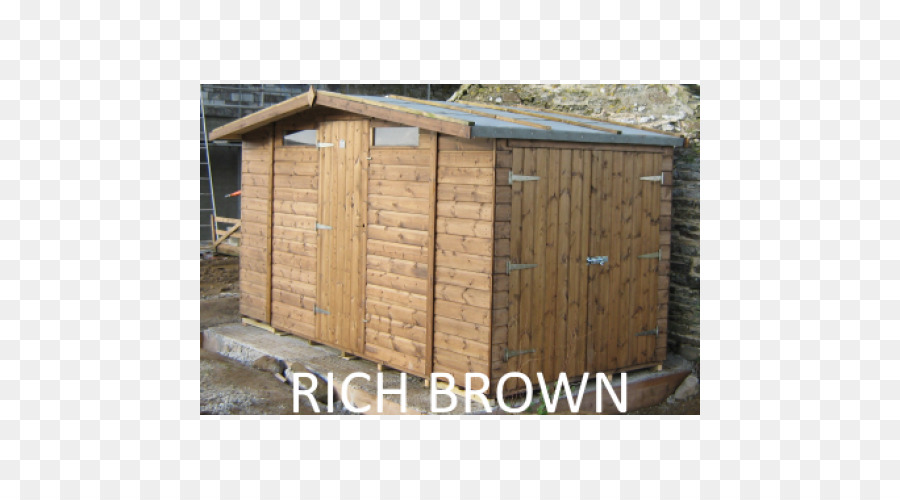 shed plywood outhouse wood stain log cabin tool shed png download