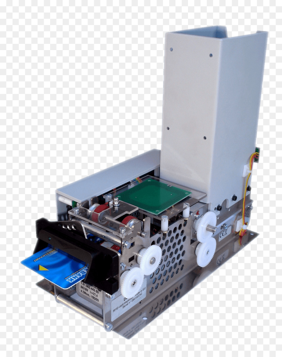 Radio Frequency Identification Sirkuit Terpadu Mesin Keripik Smart Karturfid Card Nomor Identifikasi Pribadi Kartu Rfid