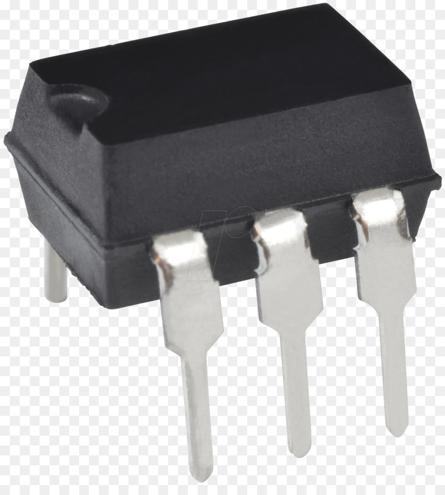 Transistor Opto Isolator Electronic Component Electronics Triac Circuit Dip