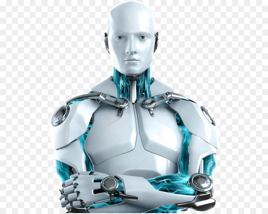 Антивирус с картинкой робот