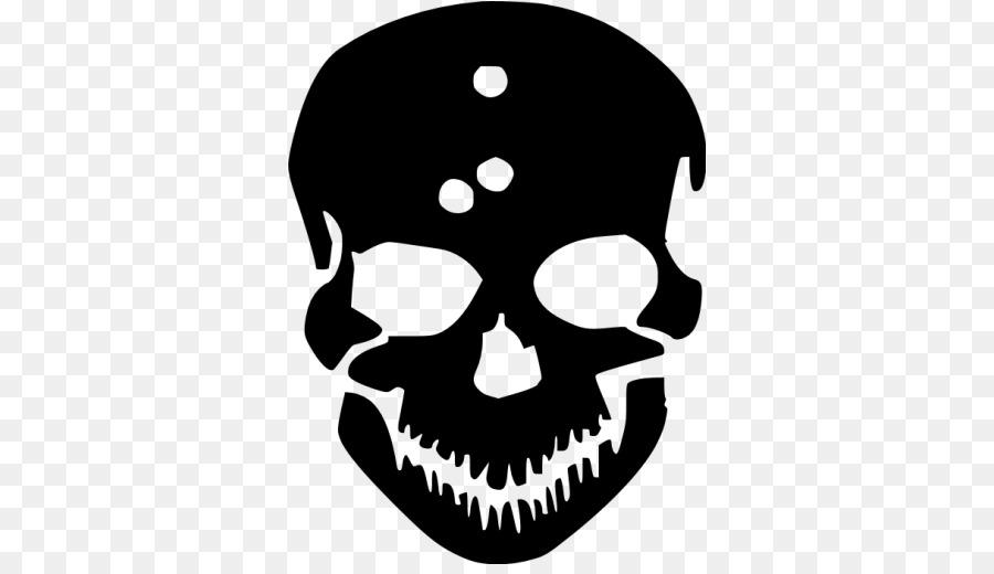 Human Skull Symbolism Decal Sticker Skull And Crossbones Skull
