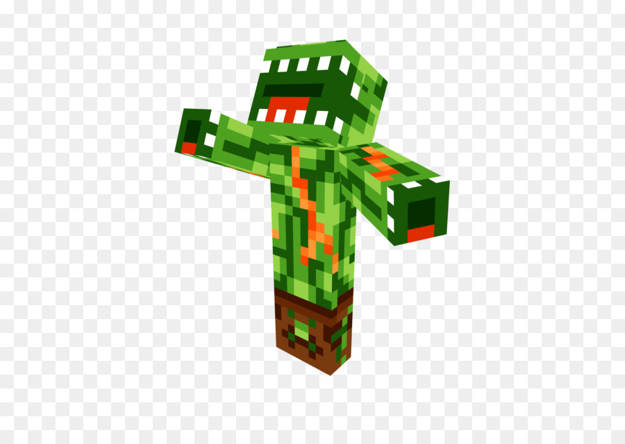 Minecraft The Monster Plant Color Scheme Monster Mouth Png