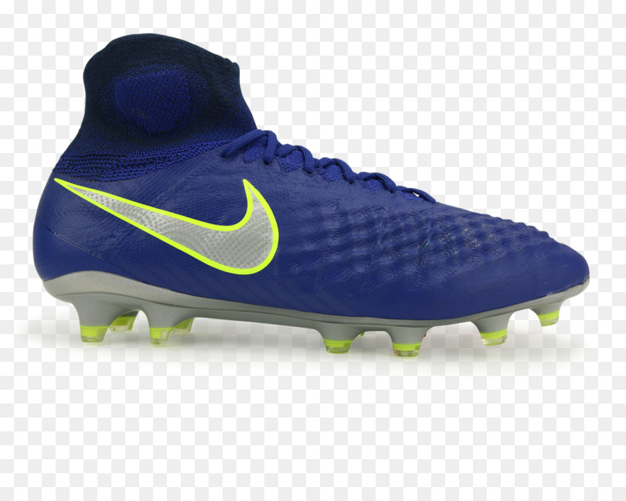 89142c8a43c2 Football boot Cleat Blue Shoe Nike Hypervenom - soccer ball nike png ...