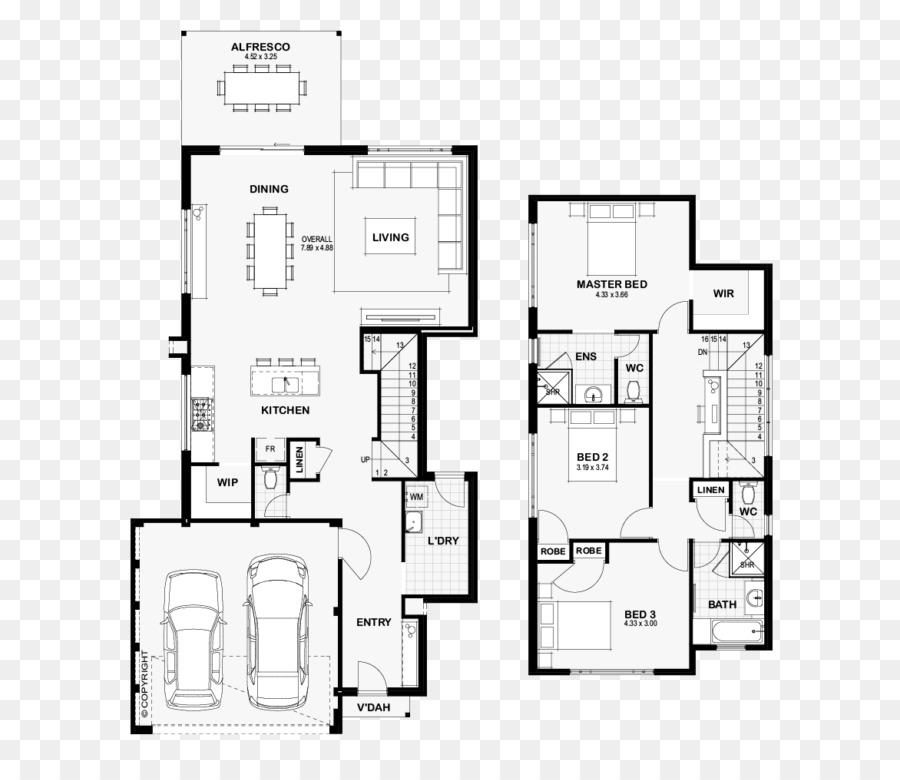 Floor Plan House Ben Trager Homes