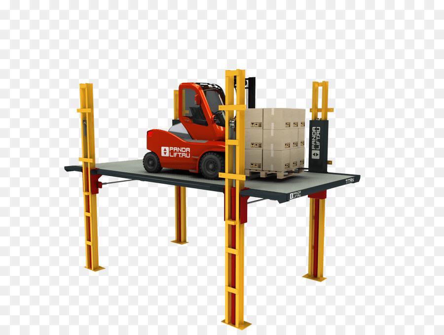 PANDA LIFT Car Elevator Подъёмник Hydraulic machinery - car
