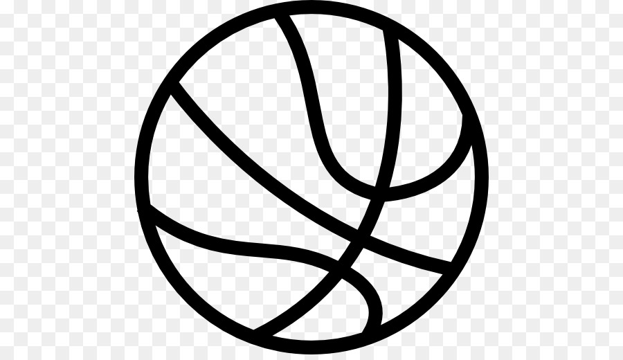 basketball outline Basketball coloring pages for preschool, kindergarten and elementary school children to print and color.