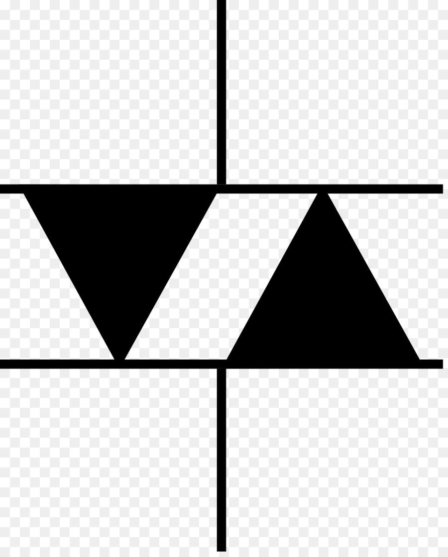 Diac Electronic Symbol Varistor Circuit Schematic Wiring Diagram Symbols