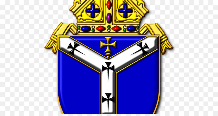 Ecclesiastical Heraldry Coat Of Arms Catholicism Diocese Batak