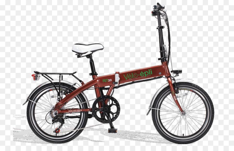 Falt-Fahrrad Elektro-Fahrrad Mountainbike Rad - Fahrrad png ...
