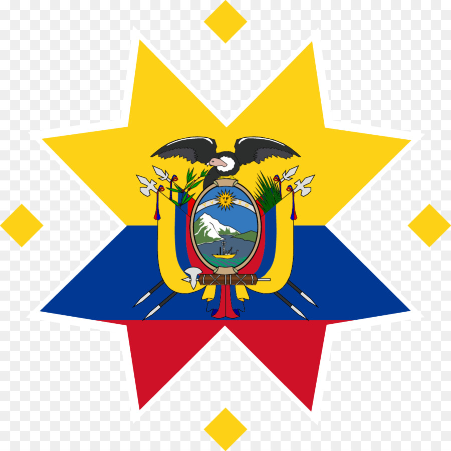 Flag Of Ecuador Flag Of Colombia Flag Png Download 10071007