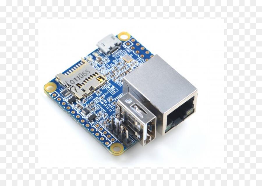 Raspberry Pi Allwinner เทคโนโลยีแขนจากเยื่อหุ้มสมอง-A7 นหลายขั้หน่วย