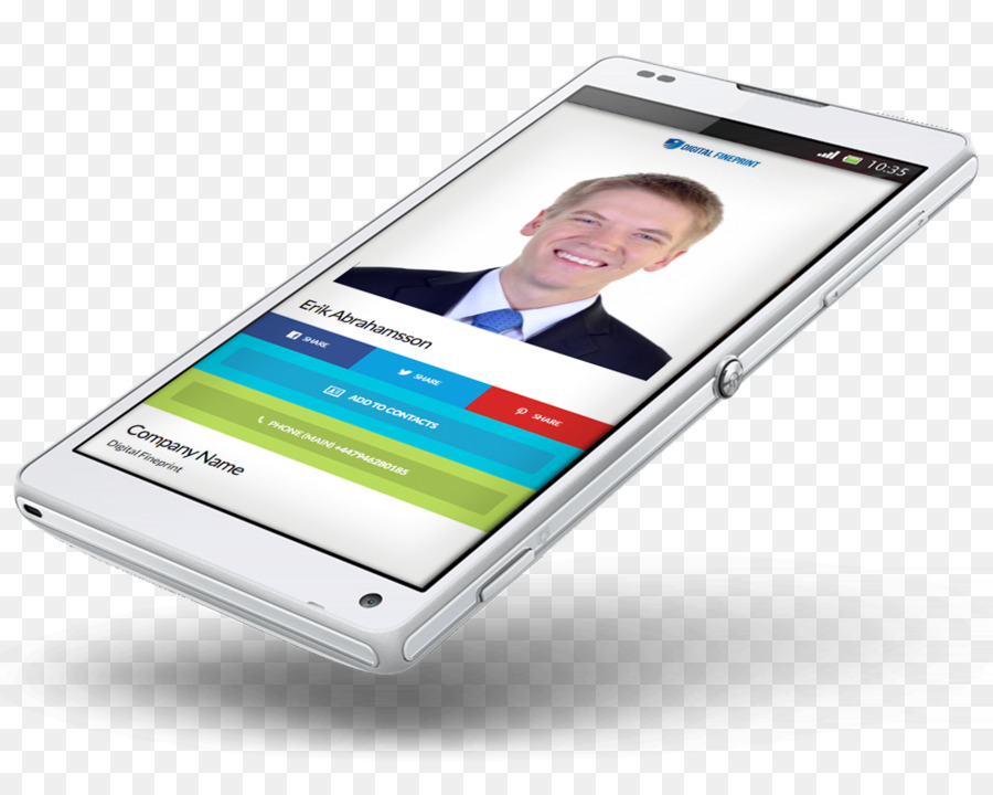 Smartphone Feature phone Sony Xperia ZL 索尼 - fresh business card ...