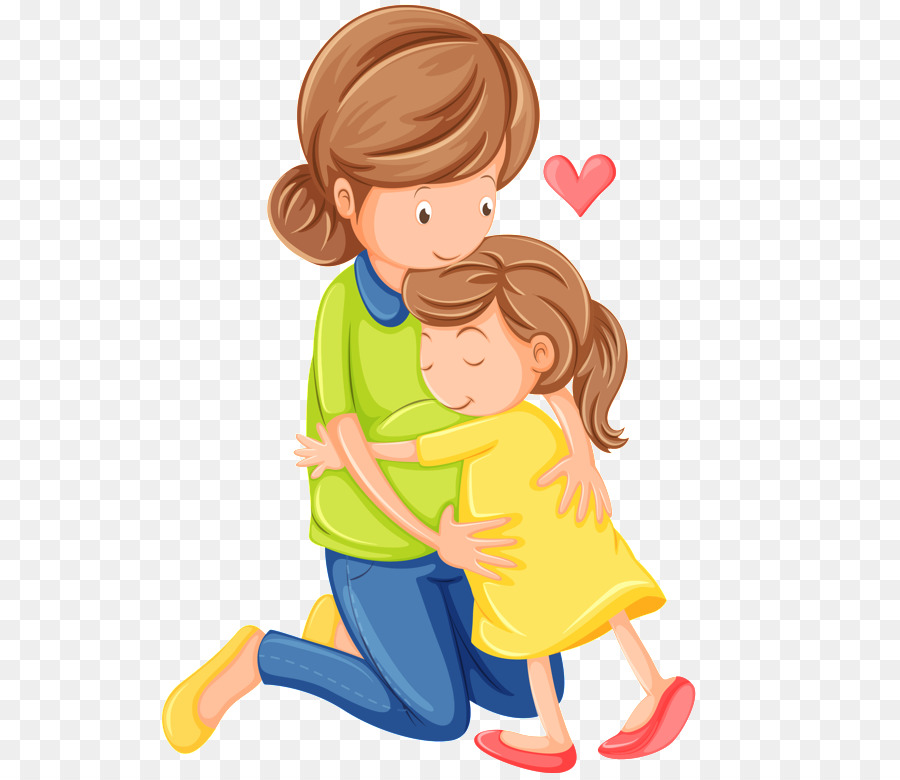 mother child clip art child png download 604 773 free