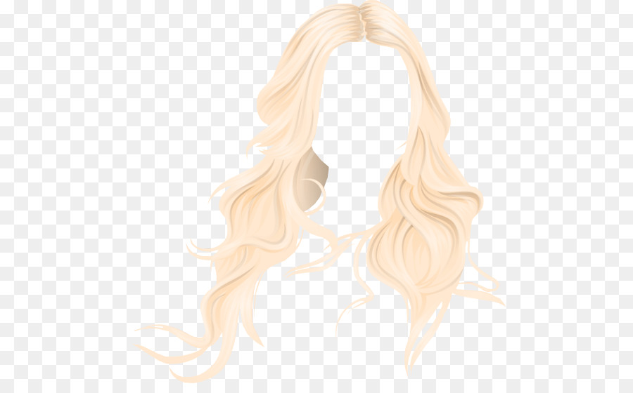 Stardoll Hairstyle Wig Neck Hair Png Download 542546 Free