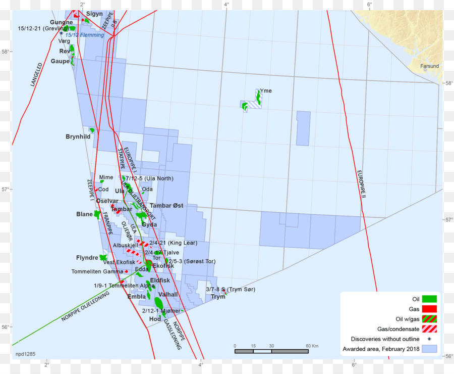 the discovery of ekofisk oil field Installing a life of field seismic system on ekofisk will help understand reservoir depletion and ensure future production wells are drilled where there is still oil left reflected shear waves are important for imaging through the gas-obscured area at the crest of ekofisk by combining compression and.