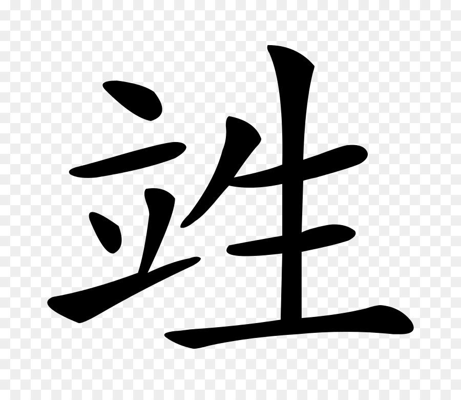 Chinese Characters Of Empress Wu Kanji Symbol
