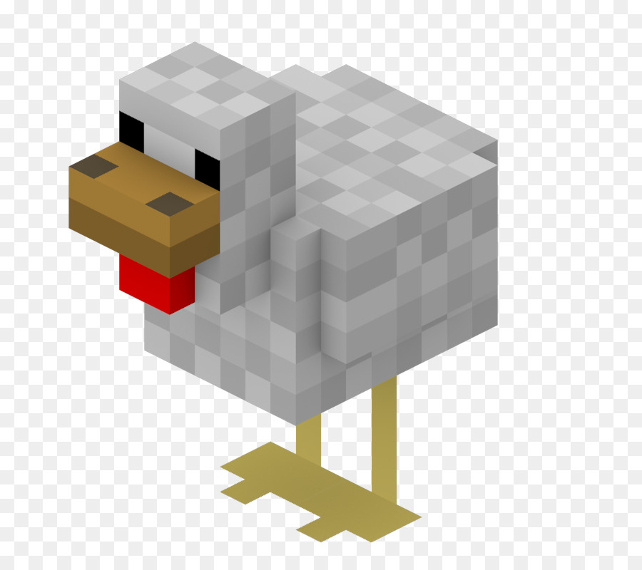 Minecraft Pocket Edition Chicken As Food Mob Others Png Download