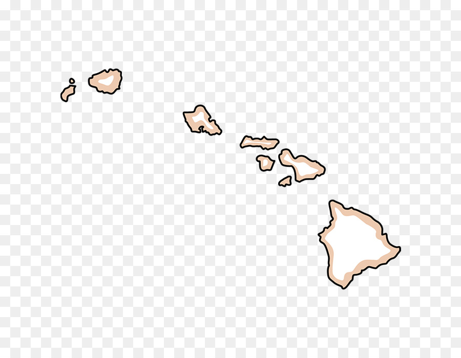 Kohala, Hawaii Island Map Clip art - hawaii posters png download ...