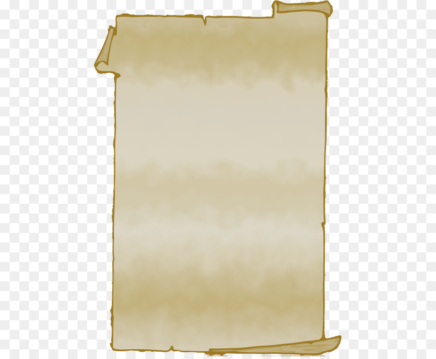 Scroll Paper Parchment Papyrus - others png download - 511*734 ...