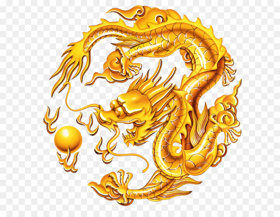 Chinese Dragon png download - 699*687 - Free Transparent