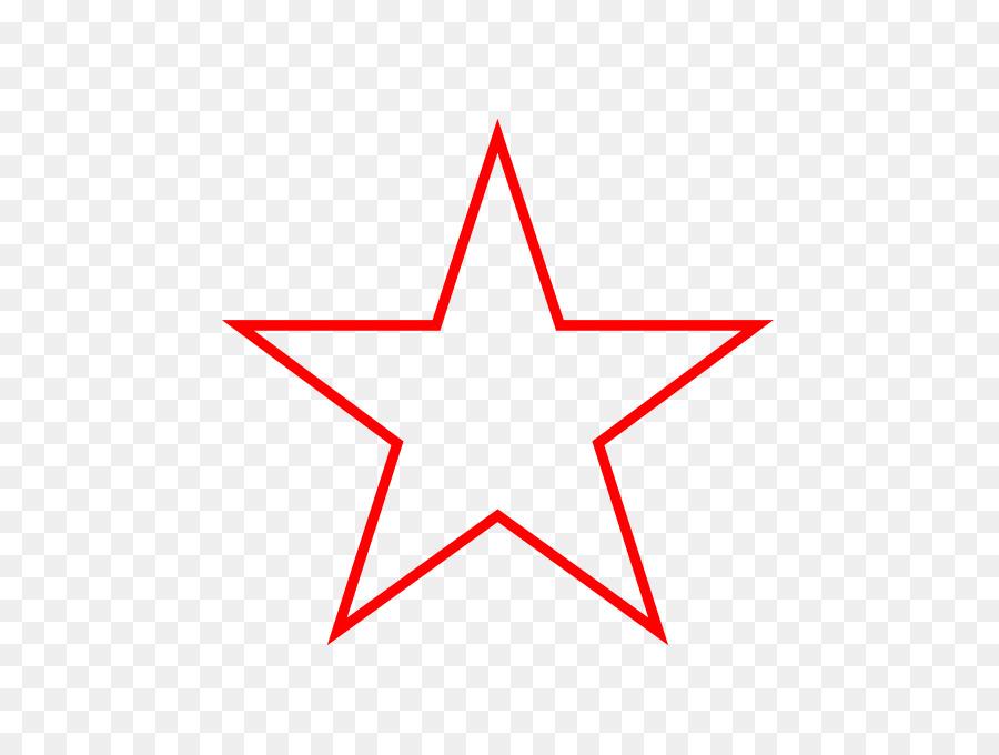 La estrella de cinco puntas estrella de cinco puntas - estrella png ...