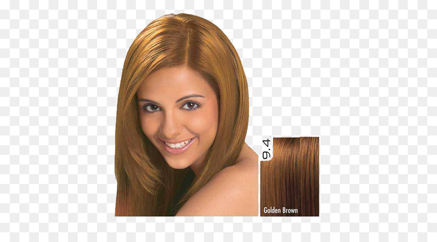 Hair Coloring Blond Brown Henna Hair Png Download 500 500 Free