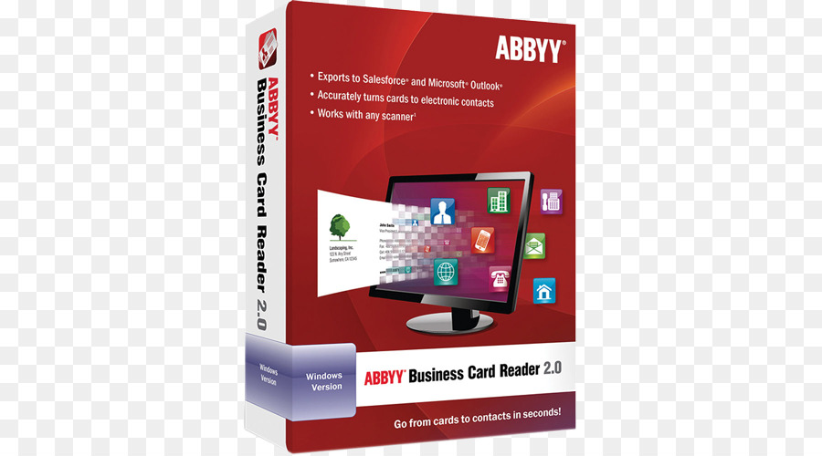 Card reader finereader business cards abbyy computer software card card reader finereader business cards abbyy computer software card reader reheart Choice Image