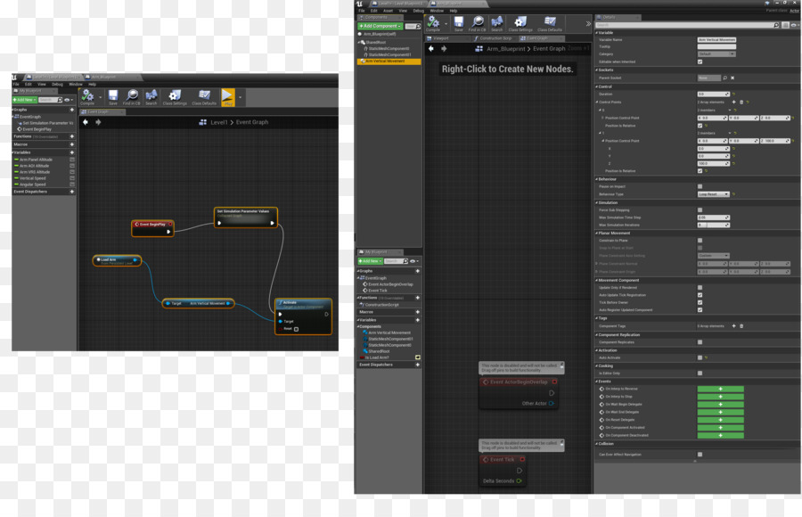 Unreal Engine 4 Software png download - 2587*1638 - Free