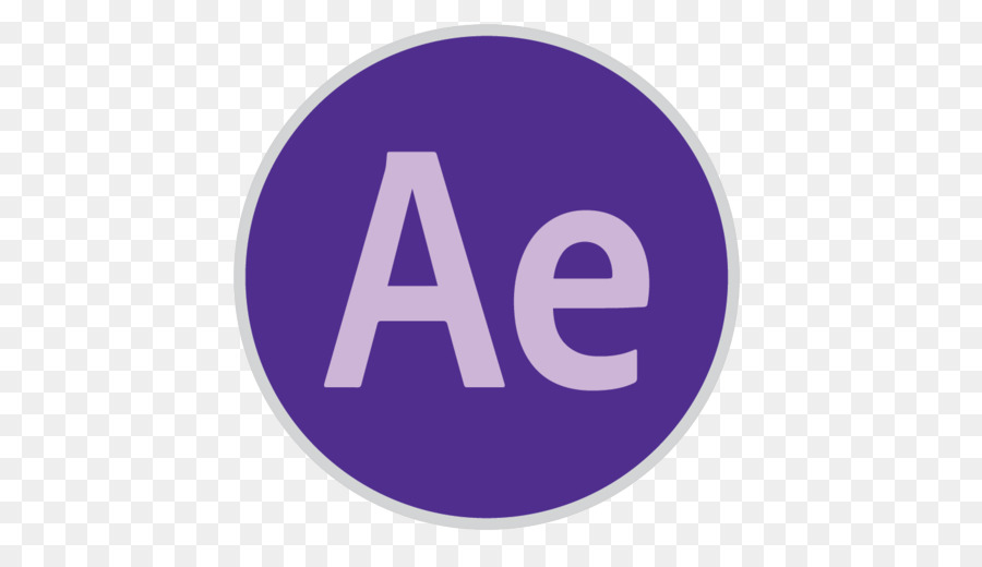 Adobe After Effects Purple png download - 512*512 - Free Transparent