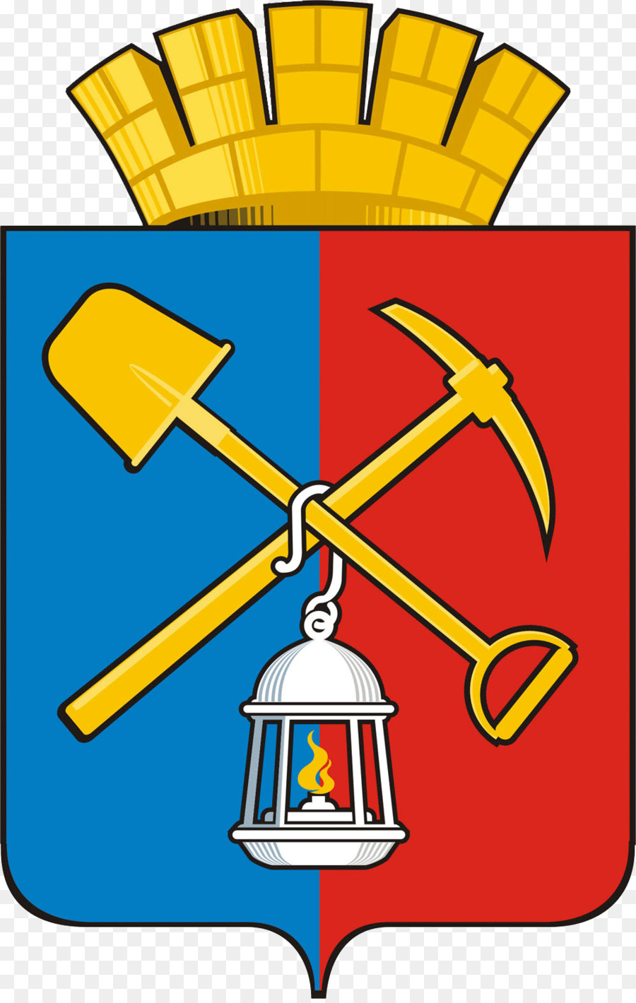 Coat of arms of the Kemerovo region: beauty and symbolism 48