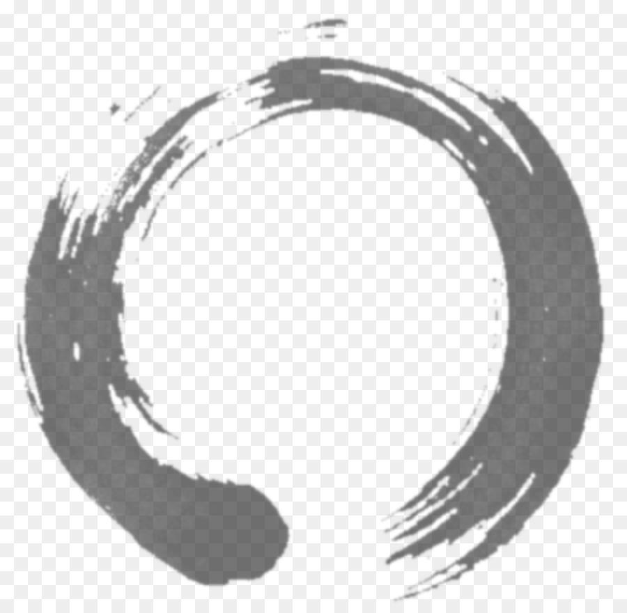 Ens Zen Buddhism Circle Symbol Buddhism Png Download 884880
