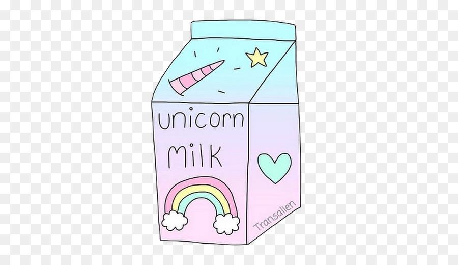 Frullato Di Unicorno Cartone Di Latte Per Bambini Latte Scaricare