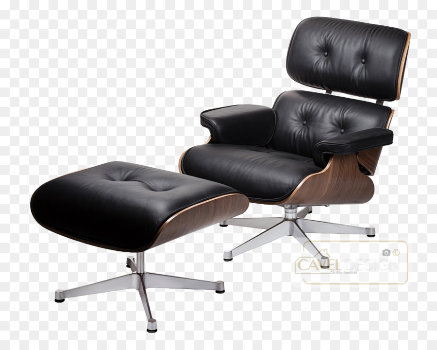 eames fauteuil Eames Lounge Chair Charles and Ray Eames Fauteuil Furniture - chair png  download - 999*797 - Free Transparent Eames Lounge Chair png Download.