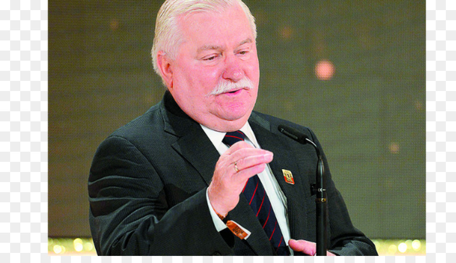 Lech Walesa Gdansk Orator Strike Action Motivational Speaker Lider