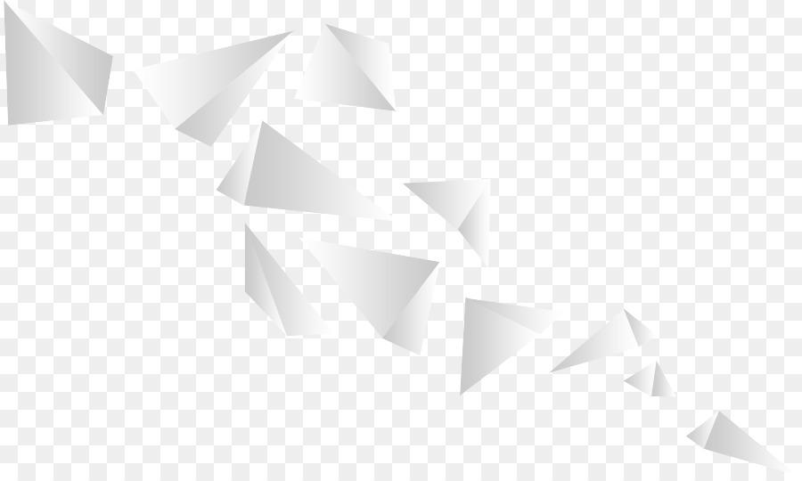 Origami Papier Blanc Papier Peint De Bureau D Angle Angle